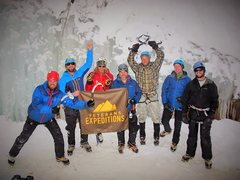 Rock Climbing Photo: Veterans Expeditions. A great group of retired, di...