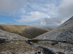 Rock Climbing Photo: North side of Blencathra MT. Lake District