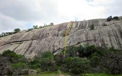 Rock Climbing Photo: The Kracken