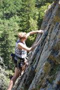 Rock Climbing Photo: Geezer wall.