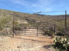 Rock Climbing Photo: New 3rd Gate