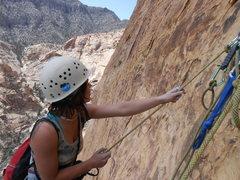 Rock Climbing Photo: Levitation 29 - Red Rocks, Las Vegas NV