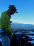Rock Climbing Photo: Mt. Adams