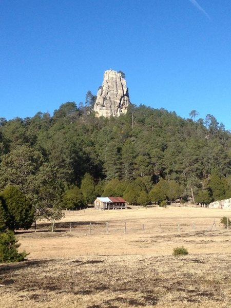 Rock Climbing Photo: la piramide,