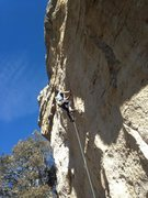 Rock Climbing Photo: el rolas