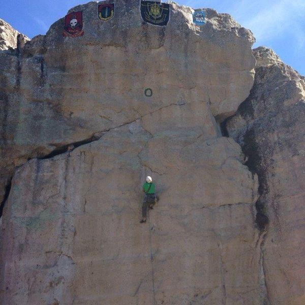 Rock Climbing Photo: no name
