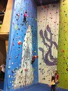 Rock Climbing Photo: Rockin the auto-belay