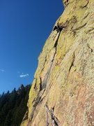 Rock Climbing Photo: Rewritten