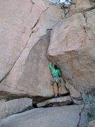 Rock Climbing Photo: Start of Fun and Grins.