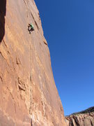 Rock Climbing Photo: Rock Lobster, long and fun