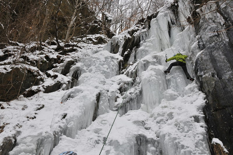 Rock Climbing Photo: Birdsboro Quarry