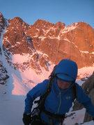 Rock Climbing Photo: Longs Peak, CO