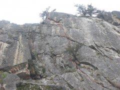 Rock Climbing Photo: Dr. Sleep