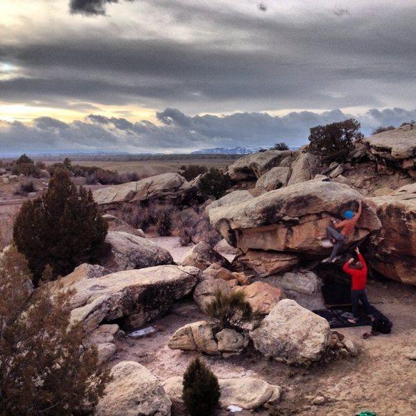 Central Utah Stormset