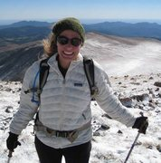 Rock Climbing Photo: Top of James Peak