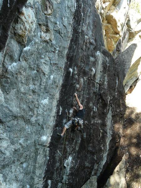 Rock Climbing Photo: Charles-Alexandre Brouillard