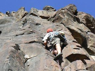 Various Climbs