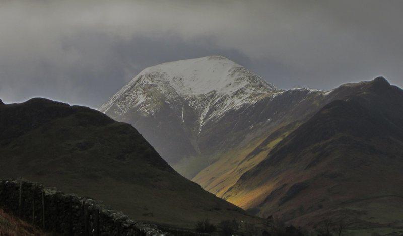 Mt Hindsgarth Winter 2014