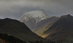 Rock Climbing Photo:  Mt Hindsgarth Winter 2014