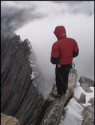"Rock Climbing Photo:  Chad Kellogg Photo from ""American Alpine Jou..."
