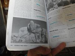Rock Climbing Photo: Randy Vogel's Joshua Tree West......P. 306......