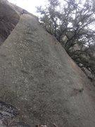 Rock Climbing Photo: Lost Wall Boulder