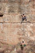 Rock Climbing Photo: fun climb. photo by Lindsey Western