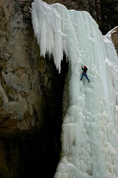 Rock Climbing Photo: Leading pitch 5, aka My Only Valentine, on Valenti...