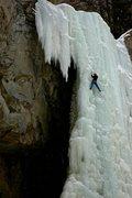 Rock Climbing Photo: Leading pitch 5, aka My Only Valentine, on Valenti...