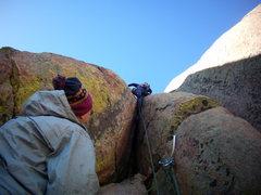 Rock Climbing Photo: South Platte trip Prez weekend 2014 with Bill D. a...