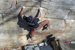 Rock Climbing Photo: I Think I Can