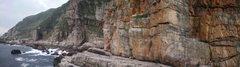 Rock Climbing Photo: Panorama