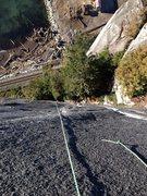 Rock Climbing Photo: malamute, slap and tickle 10-