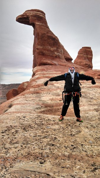Tezcatlipoca, Moab Utah