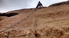 Rock Climbing Photo: Mosquito Coast