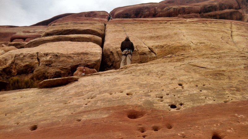 Rock Climbing Photo: Mosquito Coast 2