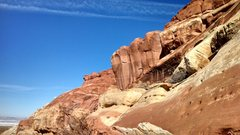 Rock Climbing Photo: Baker Slab North