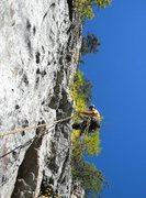 Rock Climbing Photo: Hanging around at Seneca Rocks, WV