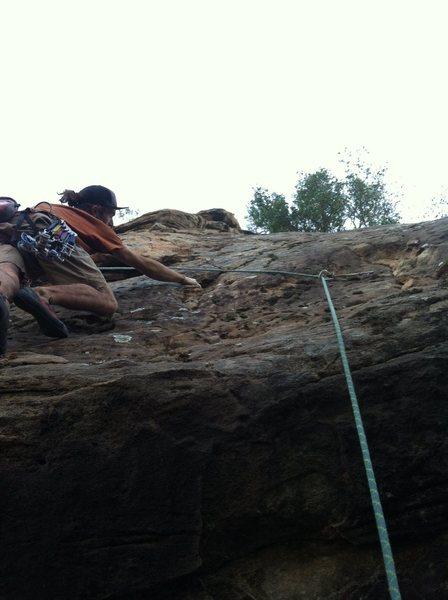 Rock Climbing Photo: 'Biome'