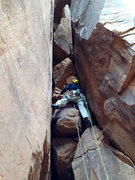 Rock Climbing Photo: The Mines of Mordor, Tricks of the Trade.