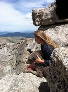 Rock Climbing Photo: Mt. Evans hike!