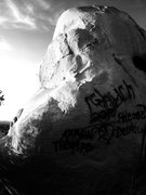 Rock Climbing Photo: False Arête 5.6.