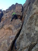 Rock Climbing Photo: Jacks Canyon