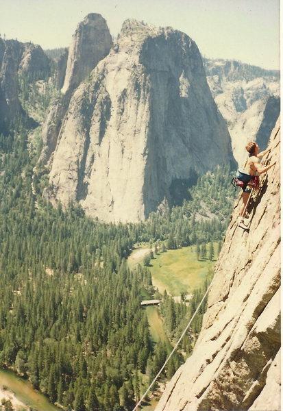 Rock Climbing Photo: another hero shot