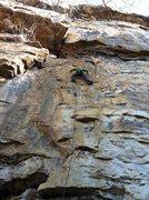 Rock Climbing Photo: EKF