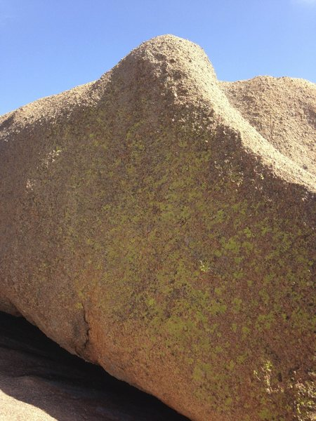 Rock Climbing Photo: Party Line.