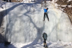 Rock Climbing Photo: Short and FAT! 02/22/14