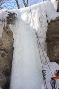 Rock Climbing Photo: Right side - 02/22/14