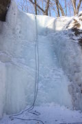 Rock Climbing Photo: Left side 02/22/14