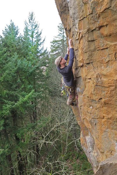 Rock Climbing Photo: Kashmir